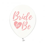 Palloncini bride to be 6 pezzi