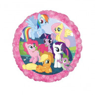Pallone my little pony