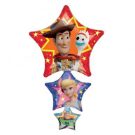 Pallone foil Supershape Toy Story 4