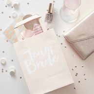 Party bag Team bride 5 pezzi