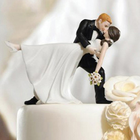 Cake topper Ballo romantico