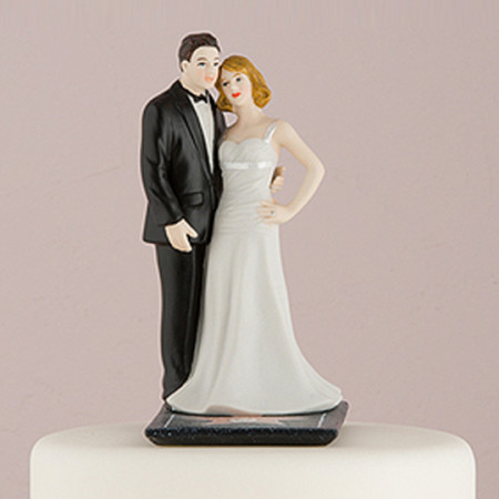 Cake topper Sposi hollywood