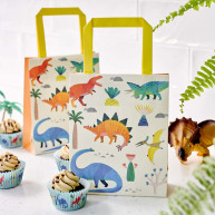 Party bag dinosauri 8 pezzi