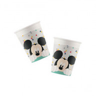 Bicchiere Minnie Party Gem 8 pz