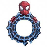 Pallone cornice spiderman