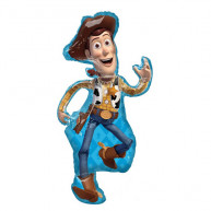 Pallone foil Supershape Toy Story 4 Woody