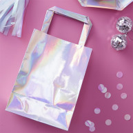 Party bags iridescenti 5 pezzi