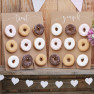 Donuts wedding