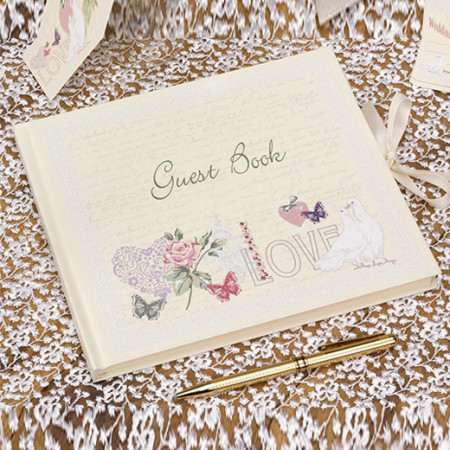 Guest book Dolce amore