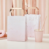 Bags ombre party 5 pezzi