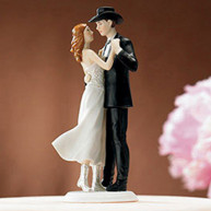 CAKE TOPPER - COUNTRY HUG