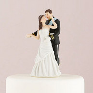 CAKE TOPPER - AMAZING COUPLE