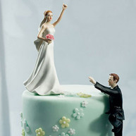 CAKE TOPPER - LOVELY CLIMBING