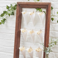 Cono white wedding