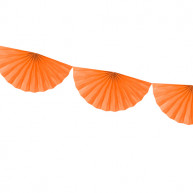 Mezzelune decorative arancio
