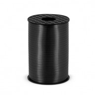 Nastro plastificato nero 5 mm