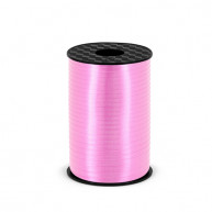 Nastro plastificato rosa 5 mm