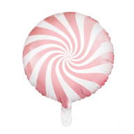 Palloncino candy rosa