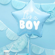 Palloncino stella It's a Boy