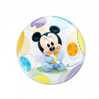 Pallone Bubble Baby Mickey
