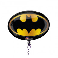 "Pallone foil Supershape 27"" Simbolo Batman"