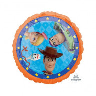 "Pallone foil standard 17"" Toy Story 4"
