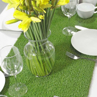 TABLE RUNNER GRASS