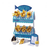 Stand fish e chips