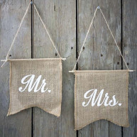 BANNERS MR & MRS