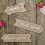 WEDDING SIGN VINTAGE